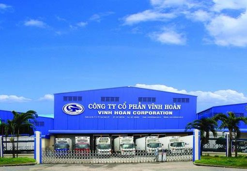 Vinh Hoan's collagen production facility