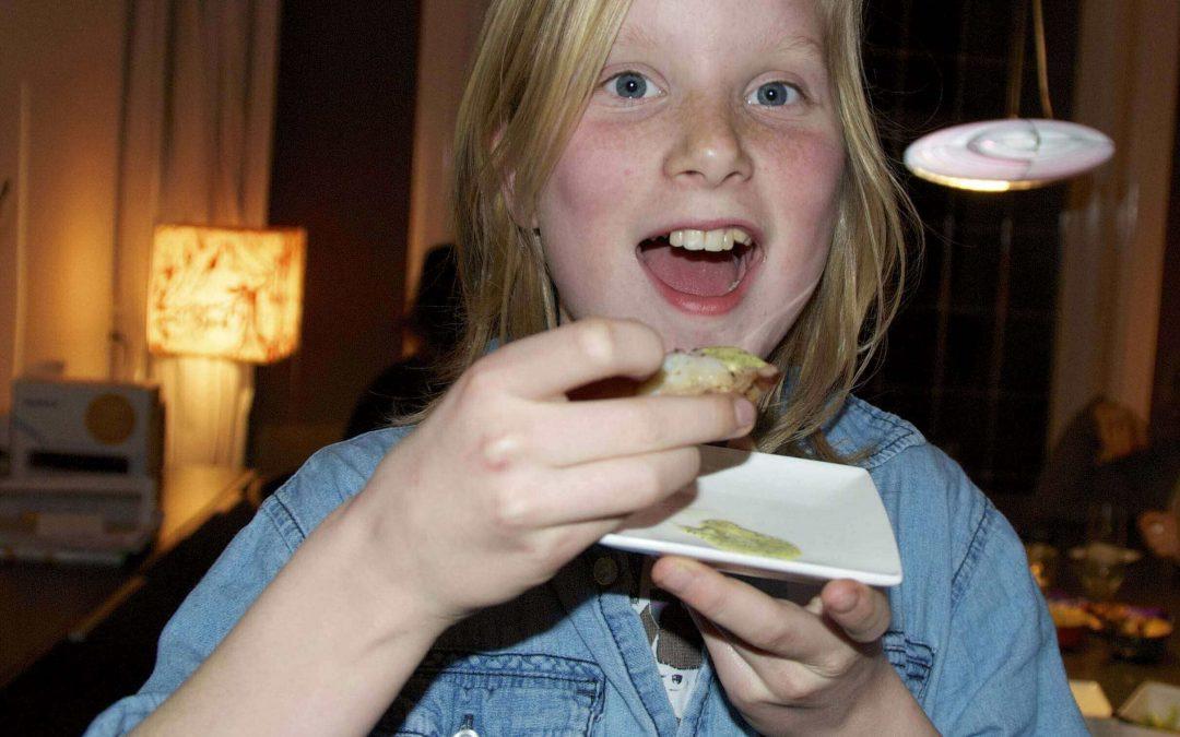 I bambini amano il pangasio