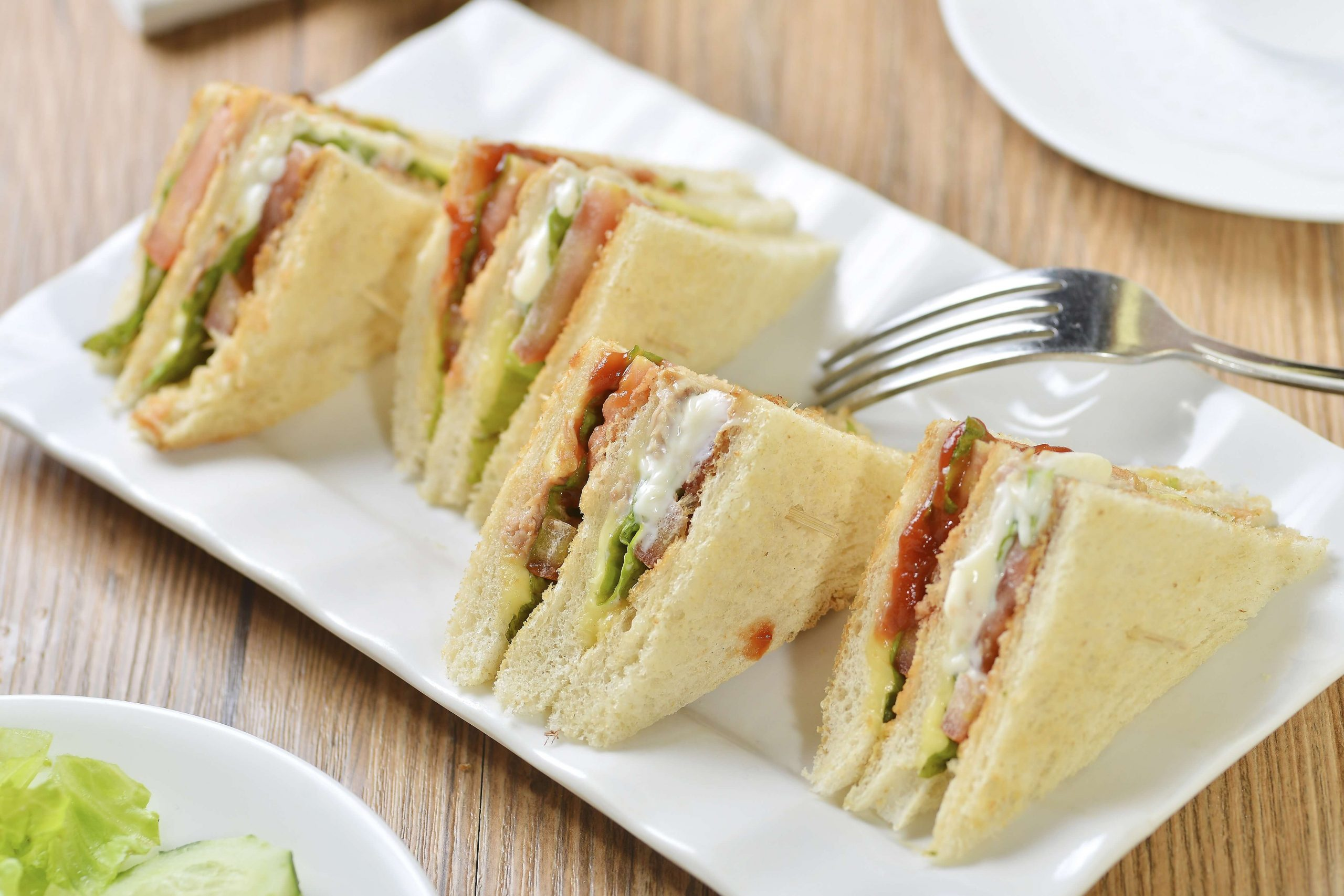 Fish sandwich with pangasius - Your everyday fish